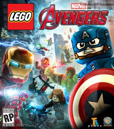 LEGO MARVEL Avengers Free Download - PC Games