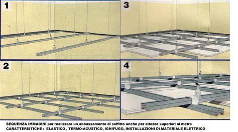abbassamento di soffitto cartongesso isolamento e abbassamento soffitto cartongesso marinelli