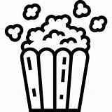 Icon Popcorn Vector Icons Entertainment Svg Stack Speaking Kitchen Mean Jacs Coloring Instagram Flaticon Easy Snacks Drawings Solutions Getdrawings Careers sketch template