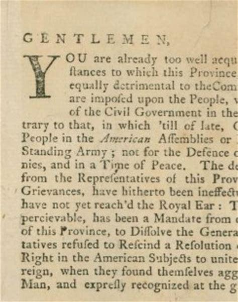 massachusetts circular letter american revolution timeline timetoast timelines 28865