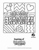 Brownie Scouts Daisy Pages Coloring Brownies Scout Peanuts Daisies Calendar Comics Guide Colouring Guides Crafts sketch template