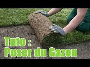 Comment Poser Du Gazon Synthétique : comment poser du gazon en rouleau youtube ~ Nature-et-papiers.com Idées de Décoration