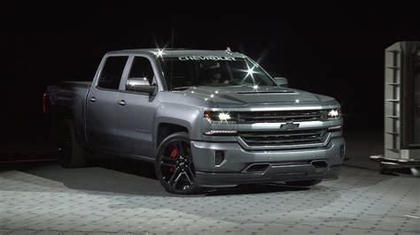 Chevrolet Performance At Sema 2017