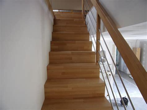 escalier sur mesure marseille escalier 1 4 tournant avec palier interm 233 diaire 224 marseille menuiserie md menuiserie bois