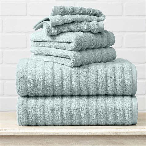 homes gardens extra absorbent textured towel