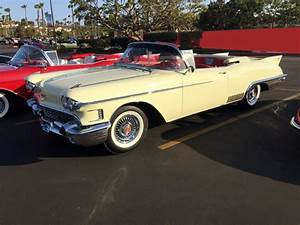 1958 Cadillac Eldorado Biarritz Convertible - Hollywood