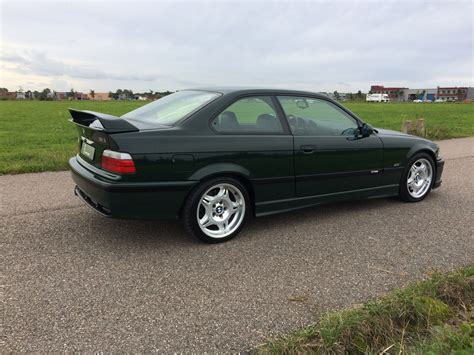 E36 Bmw M3 Gt -- A Classic You Should Drive