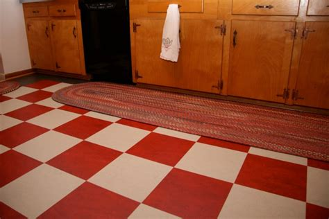 Checkered Vinyl Flooring Nz by Flooring Archives Retro Renovation