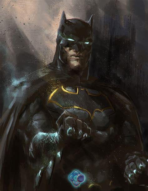 Injustice Rebirth Batman By Drconz On Deviantart