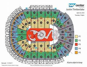 Amway Center Seating Chart Justin Timberlake Justin Timberlake Date Di Tutti I Concerti Del Man Of The
