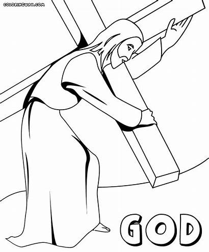 God Coloring God2