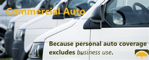 Get Commercial Auto Insurance