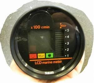 Help With 89 Yamaha V6 Excel 225  U0026 Lcd Marine Meter