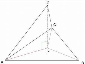 How To Calculate The Volume Of An Equilateral Pyramid
