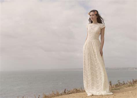 Laid-back Exquisite Lace Wedding Dress