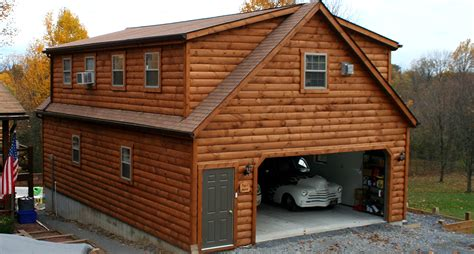 Different Type Of Garages With Living Quarters