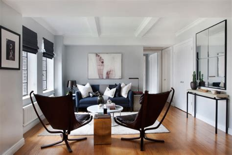2 Beautiful Home Interiors In Deco Style by A Small Apartment Turned Luxury Retreat Huffpost