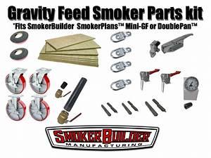 36 To 40 Diameter   Smoker Plans  Build A Smoker