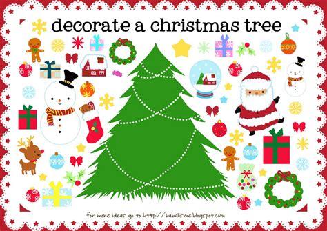 Christmas Templates For Children Free Printable
