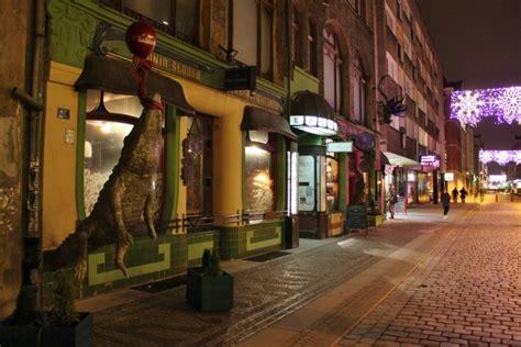 art cafe kalambur bars clubs wroclaw