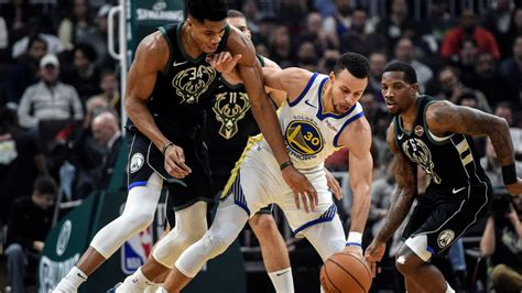 Season Series Warriors Vs Bucks