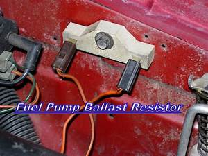 88 Comanche Fuel Pump Problems