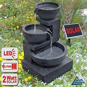 lampen von amur gunstig online kaufen bei mobel garten With französischer balkon mit garten wasserspiel solar