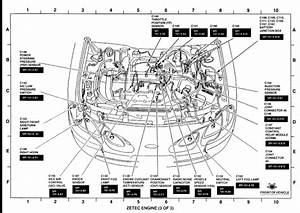 2001 Ford Focus Se Cooling System Diagram
