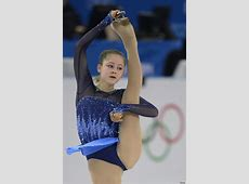 Figure Skater Julia Lipnitskaia Can Bend Her Body In Ways