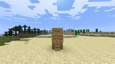 Wooden Planks Skin Minecraft