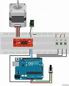 Motor Code Arduino