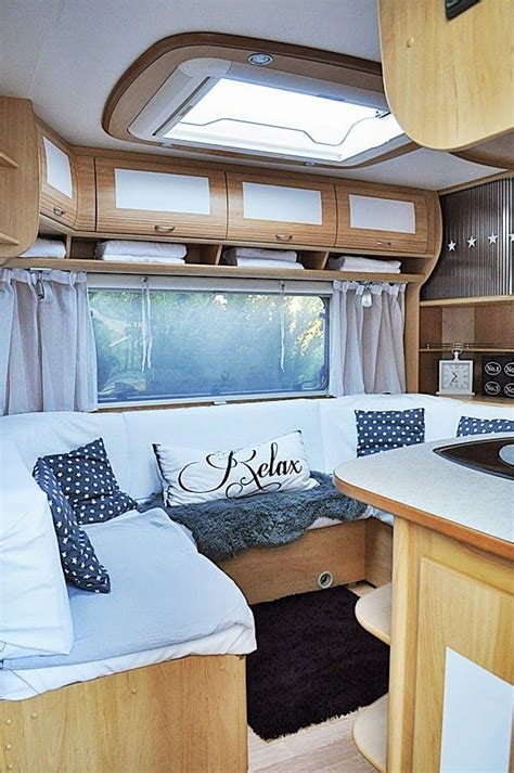 Wohnmobil Deko Ideen by White Color Block Cabinets From Home Sweet Motorhome