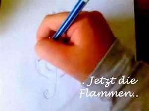 Notenschlüssel Mit Herz : notenschl ssel mit flammen 39 herz 39 chen einfach youtube ~ Watch28wear.com Haus und Dekorationen