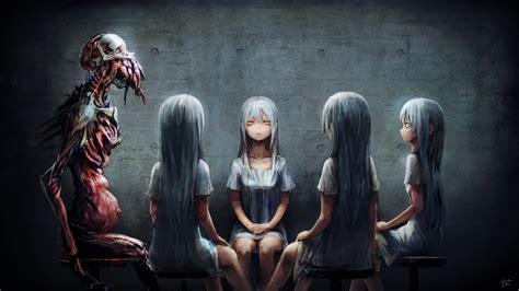 Horror Anime Wallpaper - horror anime wallpaper www pixshark images