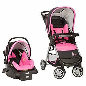 Amazon.com : Disney Minnie Pop Travel System Infant ...