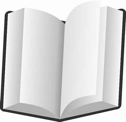 Clipart Background Books Clip Transparent Clear Clker