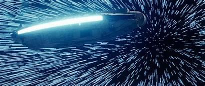 Wars Star Jedi Falcon Last Millennium Lightspeed