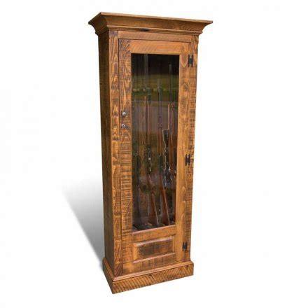 rustic kitchen cabinet single door rustic gun cabinet 2050