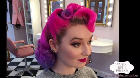 50s And Rockabilly Inspired Makeover Style Short Hairstyle For Asian Square Face Wavy Bob Haircuts 2016 How To Do 40s Hairstyles With Hair Pictures Of Good Fine Style Long Straight 2 Updo Easy Tutorial Pretty Blonde Highlights