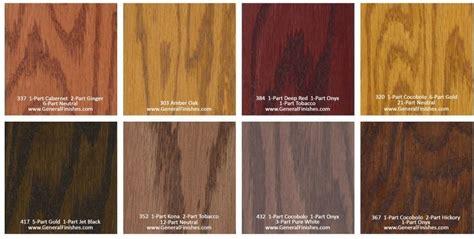 hardwood floor stain color chart hardwood flooring