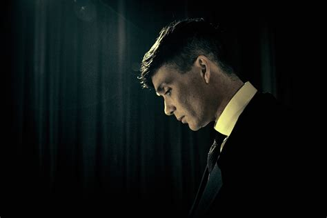 Checking In With Peaky Blinder's Cillian Murphy  W Magazine