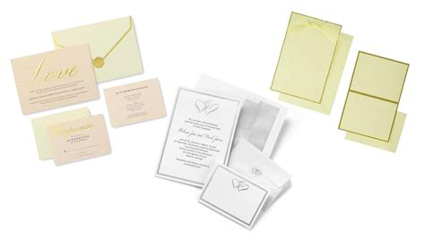 best cheap diy wedding invitations heavy