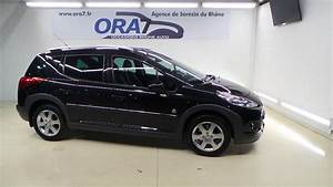 Peugeot 207 Noir : peugeot 207 sw 1 6 hdi92 fap outdoor occasion lyon s r zin rh ne ora7 ~ Gottalentnigeria.com Avis de Voitures