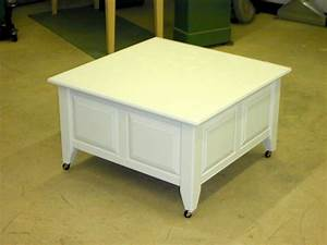 practical people choose a coffee table on wheels coffee With square coffee table on wheels