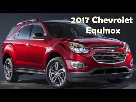 chevrolet equinox picture gallery youtube