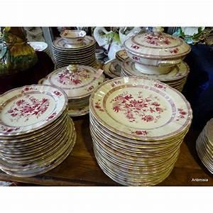 Service De Table Porcelaine : service de table porcelaine limoges bernardaud artemisia ~ Teatrodelosmanantiales.com Idées de Décoration