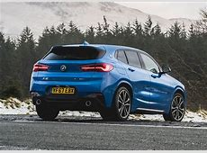 BMW X2 Xdrive 20d 2018 Road Test Road Tests Honest John