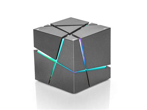 the cube credit card for smartphone the cube bluetooth speaker stacksocial