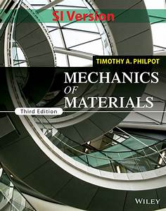 Mechanics Of Materials  3rd Edition Si Version