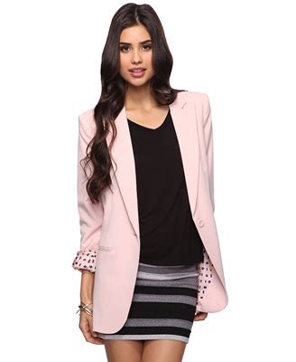light pink blazer azalea jett wishlist wednesday light pink blazer